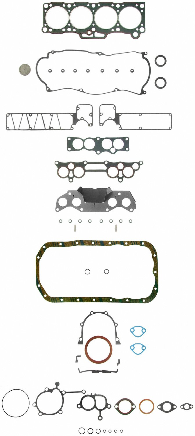 Sealed Power 260-1766 Engine Kit Gasket Set