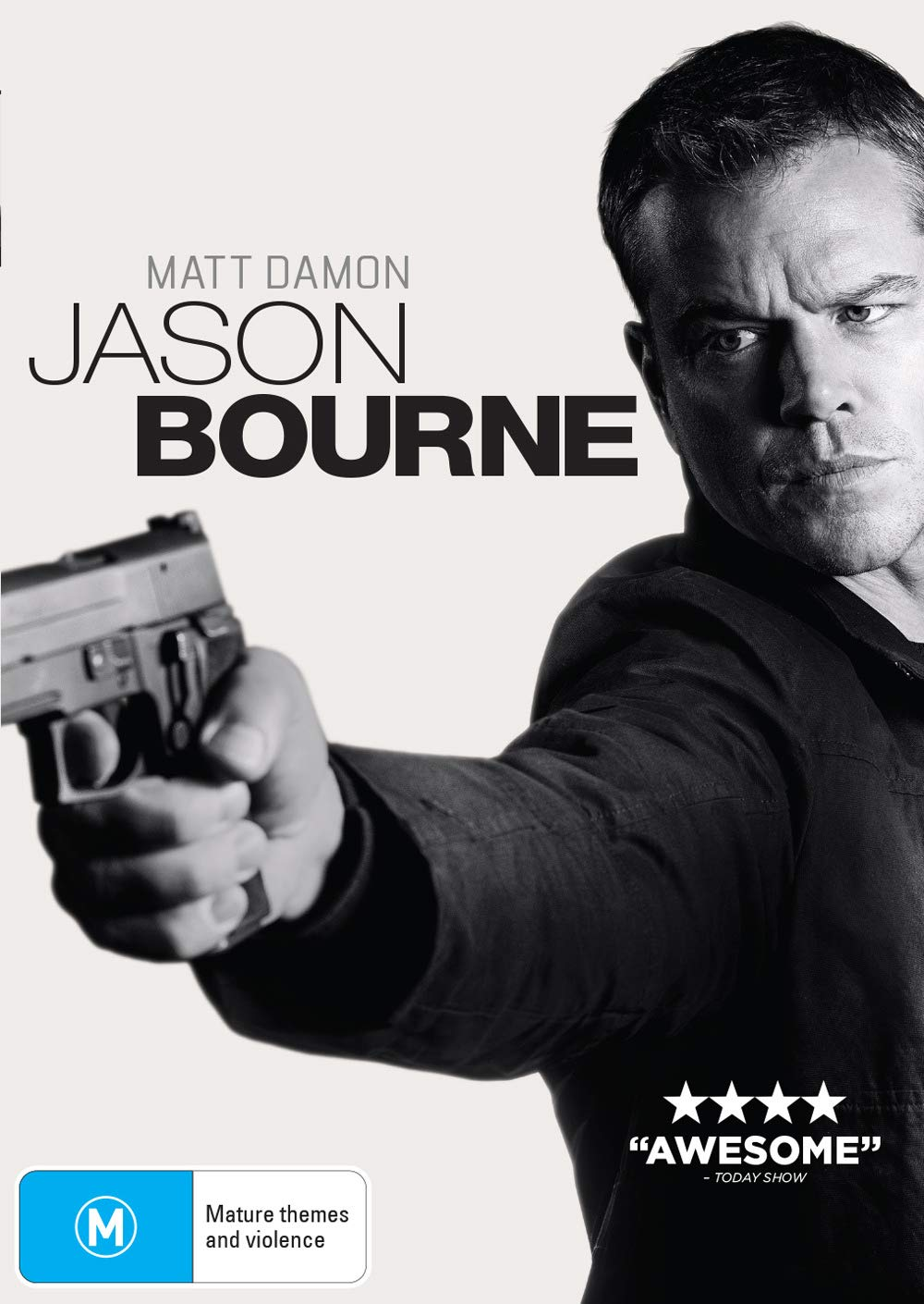Jason Bourne (DVD): Alicia Vikander, Vincent Cassel, Matt Damon