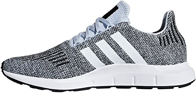 Zapatillas Adidas Swift Run CQ2122 de color negro, hombre, CQ2122, Azul claro y negro, 3.5 UK - 36 EU: Amazon.es: Deportes y aire libre