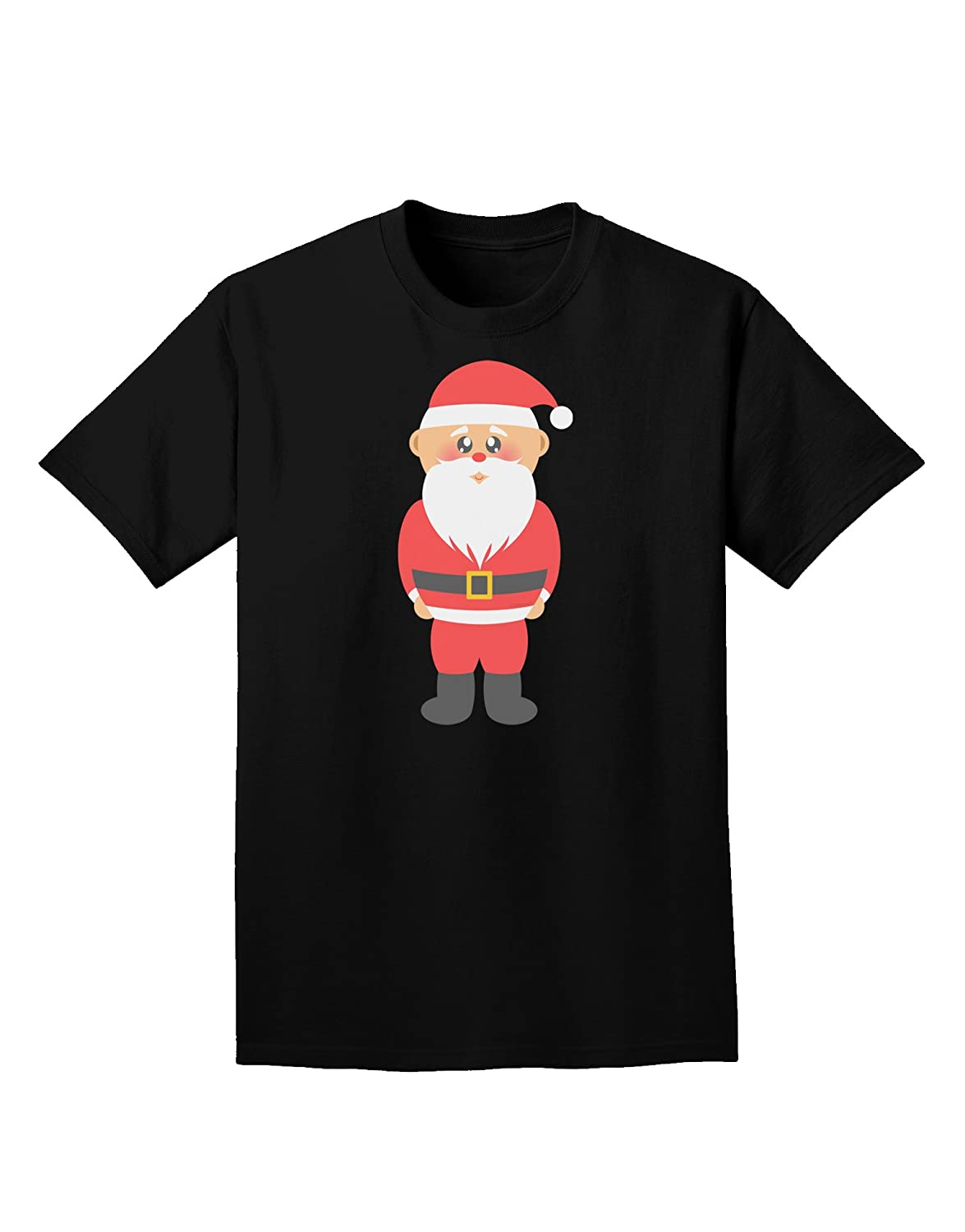 36ec2242 Top13: TooLoud Cute Santa Claus Christmas Adult Dark T-Shirt