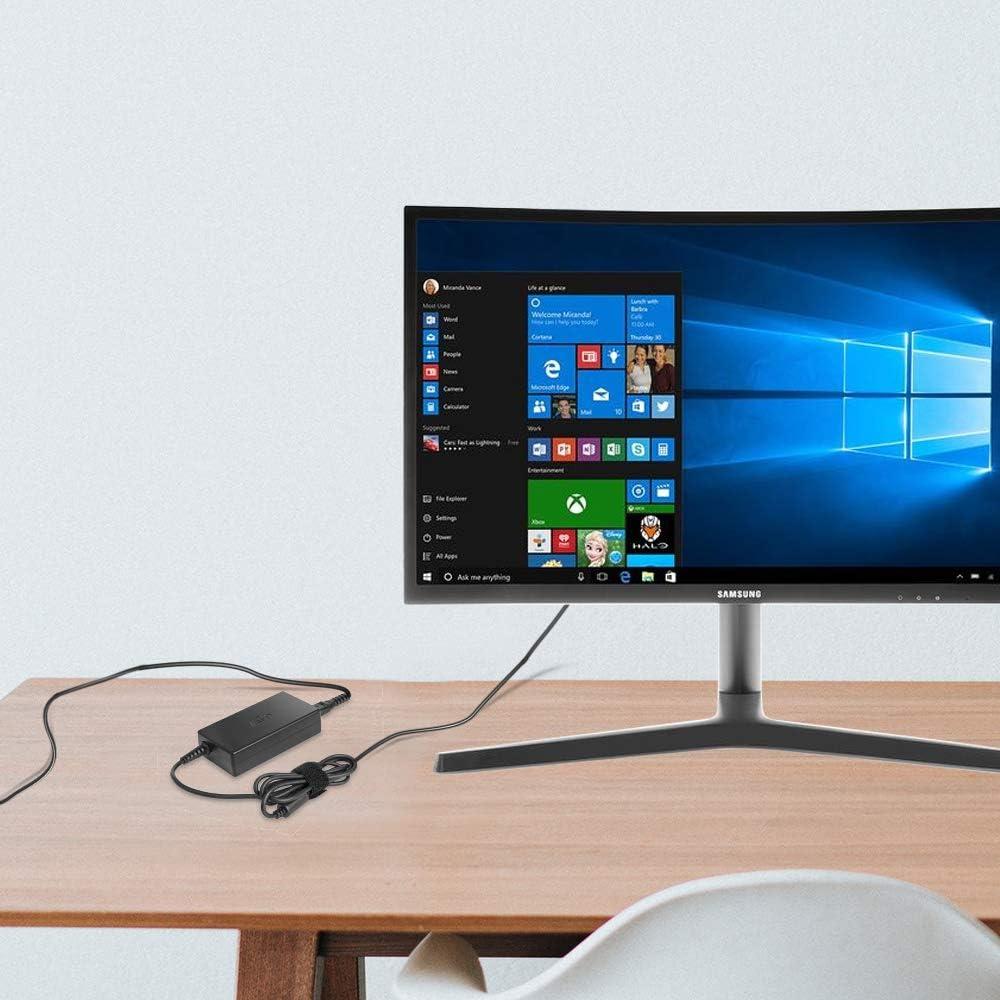 KFD - Cargador de 19 V 2,53 A para Samsung Gaming Monitor ...