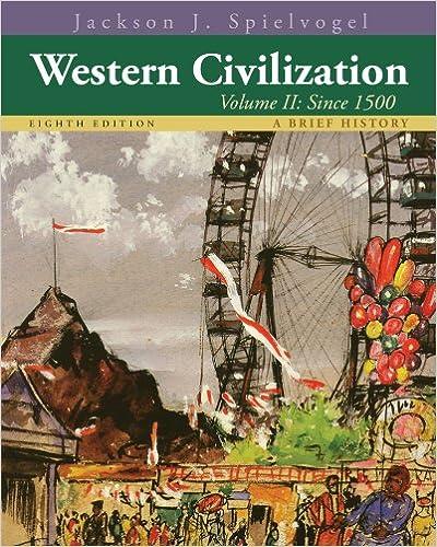 Amazon western civilization a brief history volume ii since western civilization a brief history volume ii since 1500 2 8th edition kindle edition fandeluxe Choice Image