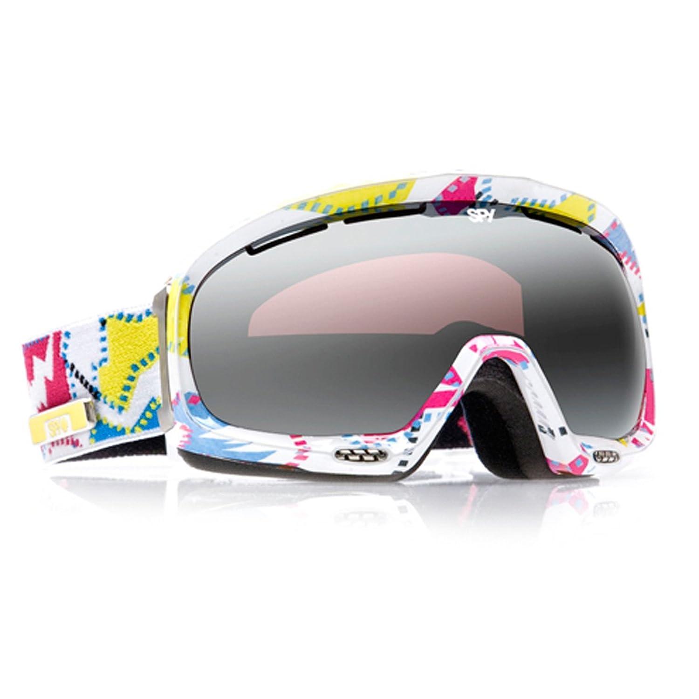 Spy Bias Ski-/Snowboardbrille bajongl/silver mirror