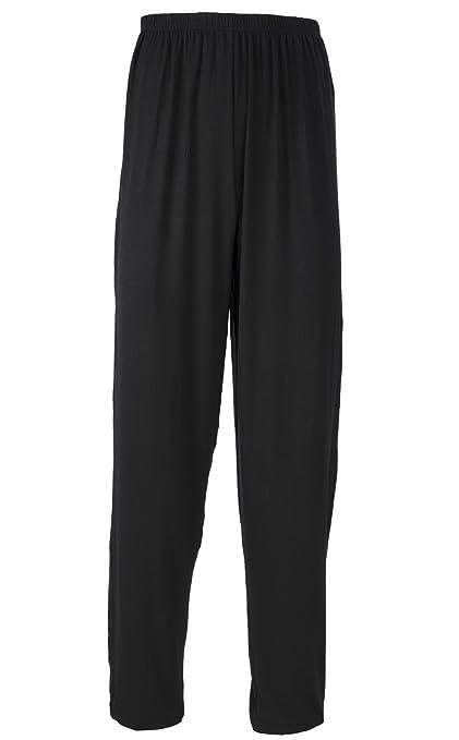 Lofbaz Hombres Seda Artificial Spandex Yoga Correr Gimnasio Pantalones