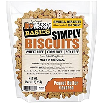 Amazon com: K9 Granola Factory Simply Biscuits With Steak And Sweet