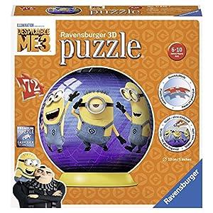 Ravensburger Italy Minions Puzzle 3d 72 Pezzi 11826