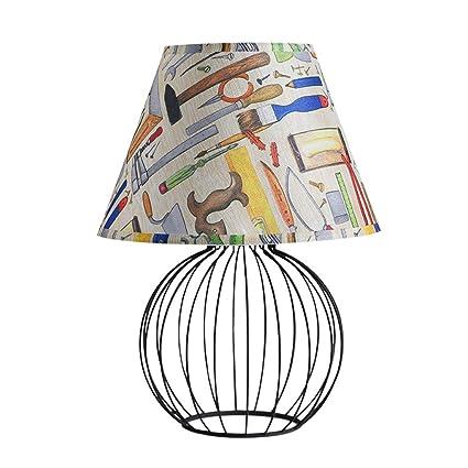 YUWJ Lámpara de Mesa, lámpara de pie Moderna de lámparas de ...