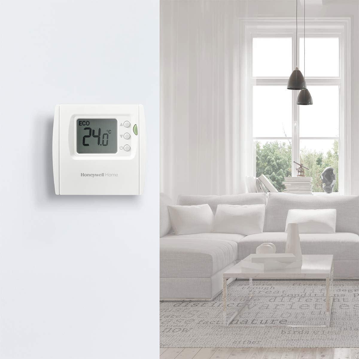 Honeywell Home THR842DEU Thermostat DT2R Blanc