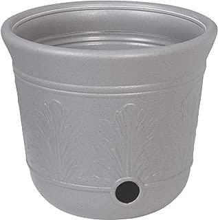 product image for Suncast CPLHPL100 5 Gallon Hose Pot, Gray