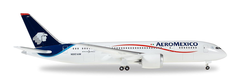 Herpa 529815 Aeromexico Boeing 787-8 Dreamliner - Kit de ...