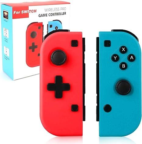 Powcan Mando Nintendo Switch Wireless Controller Gamepad Bluetooth ...