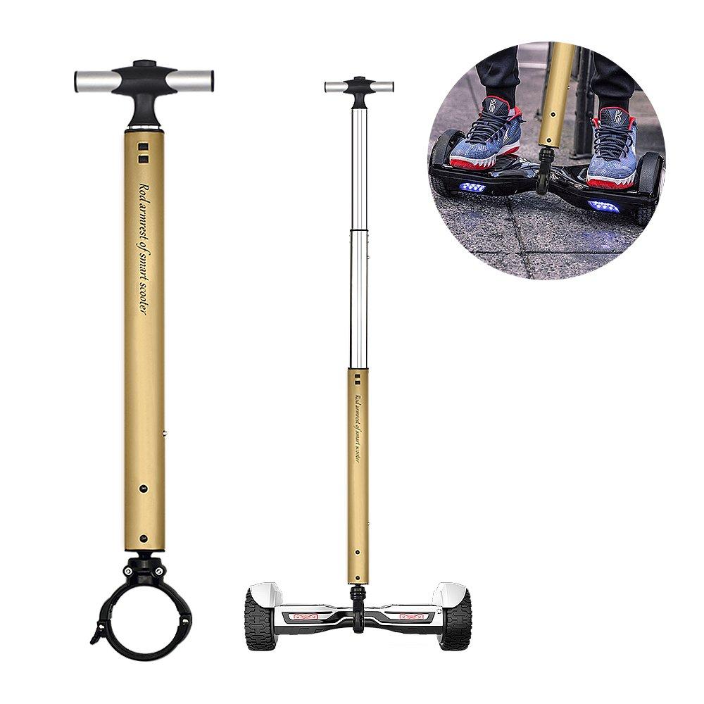 Locisne Balance Handle Bar Soporte Principiantes Encargarse para 7cm Scooter