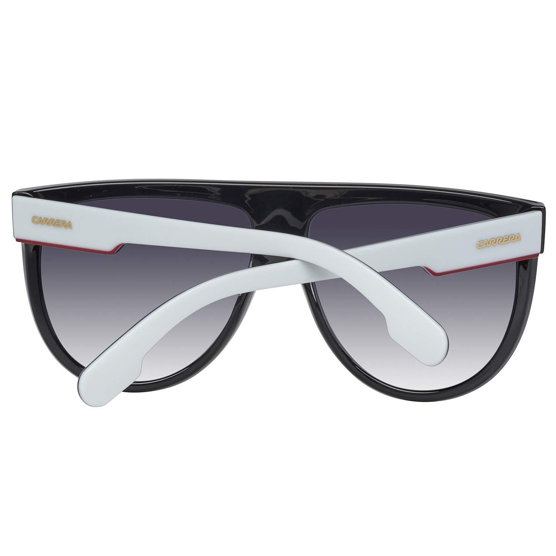 Blanco 60 Unisex-Adulto WHITE BLACK//DARK GREY SF Carrera Flagtopccp-9o Gafas de sol