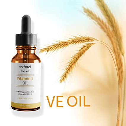 Sérum Vitamin E 100% Pur Bio Todo Natural cara, cuidado hidratante ...