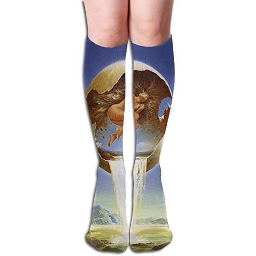 0d29196ae Image Unavailable. Image not available for. Color  Liliynice Compression  Socks High Tube Socks Eed Winter Knit ...