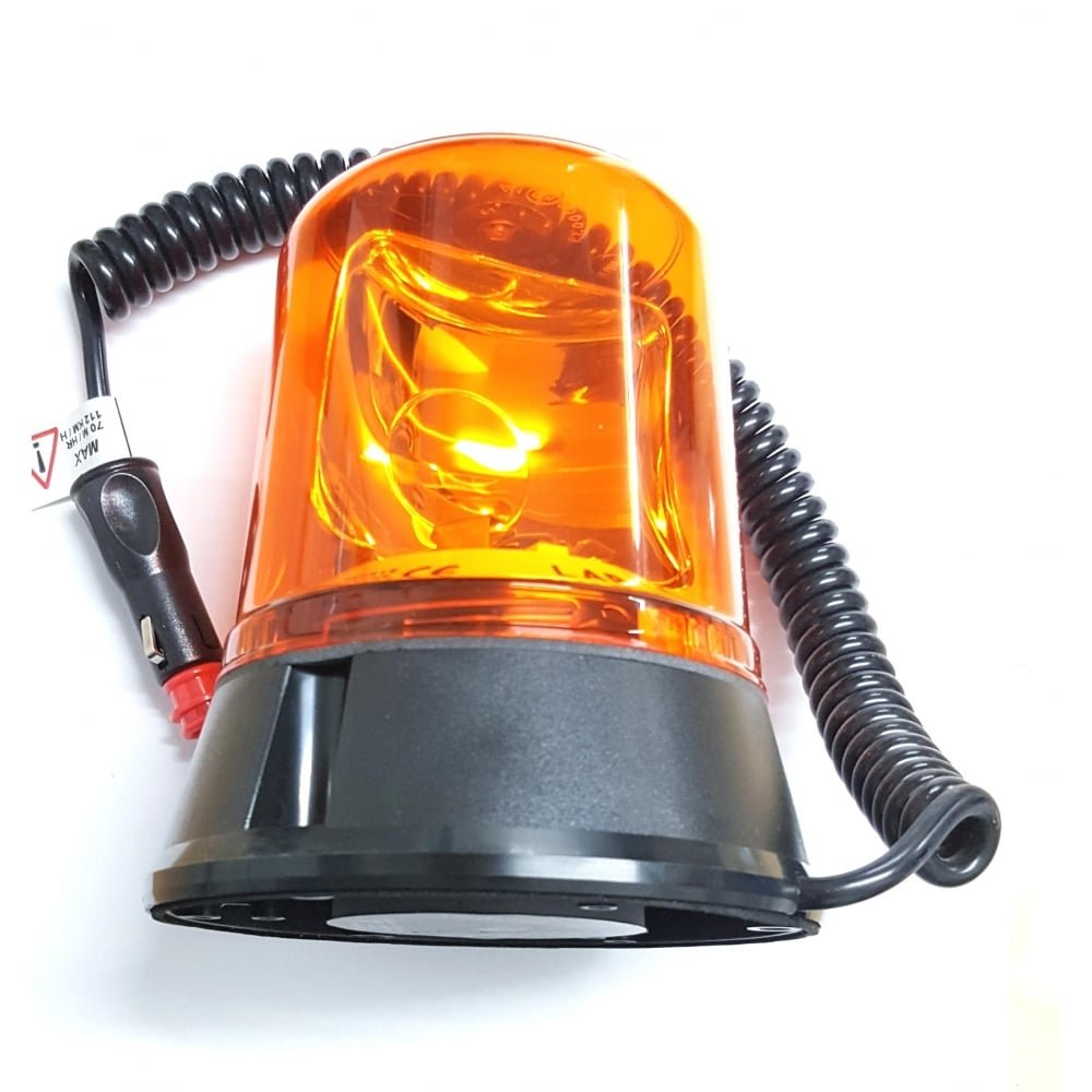 Vision Alert Lap Lap260 K magné tique Gyrophare 12 V et 24 V double tension H1 AMPOULE incluse