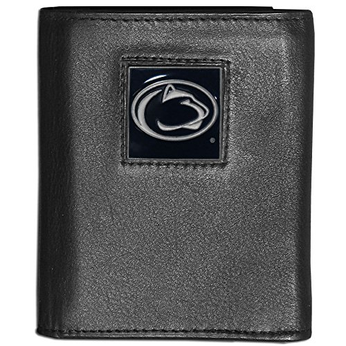 NCAA Penn State Nittany Lions Deluxe Leather Tri-fold Wallet