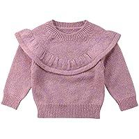 9584f243ddfe Amazon Best Sellers  Best Baby Girls  Sweaters