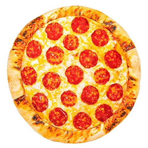 Softee Pizza cojín: Amazon.es: Hogar