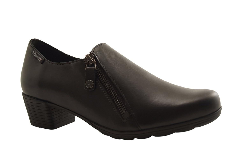 Mephisto - Zapatos de Cordones para Mujer 40.5 - 7|Negro
