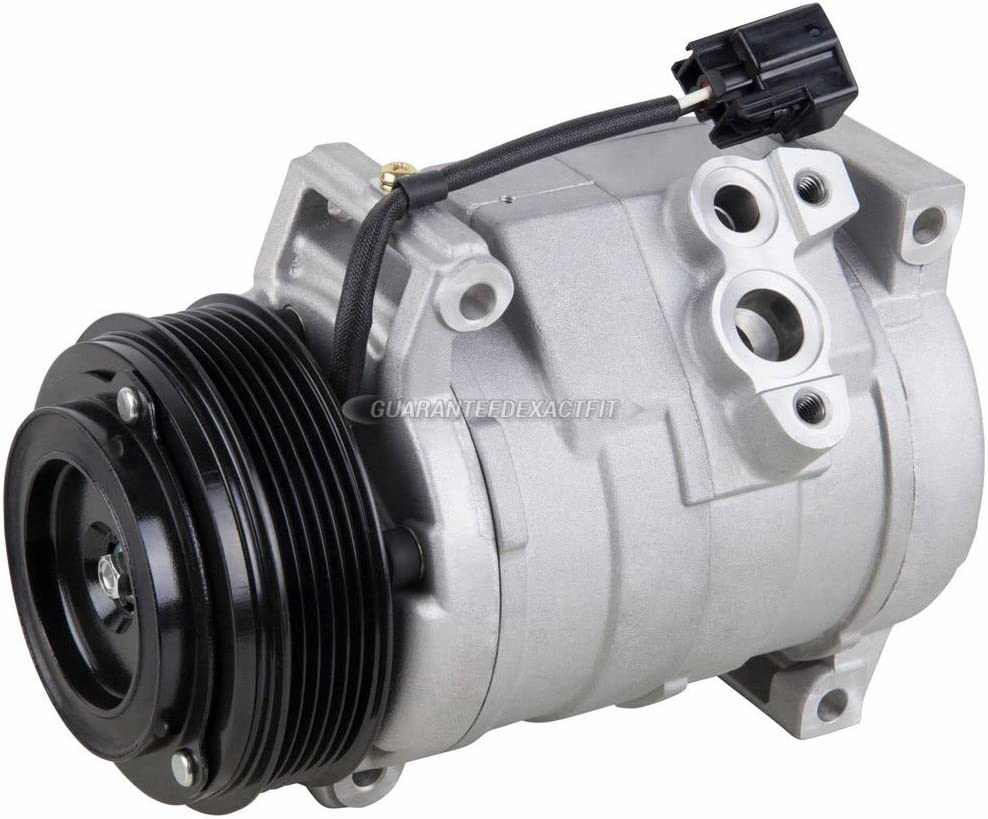 For GMC Acadia /& Chevy Traverse AC Compressor w//A//C Drier BuyAutoParts 60-86471R2 NEW