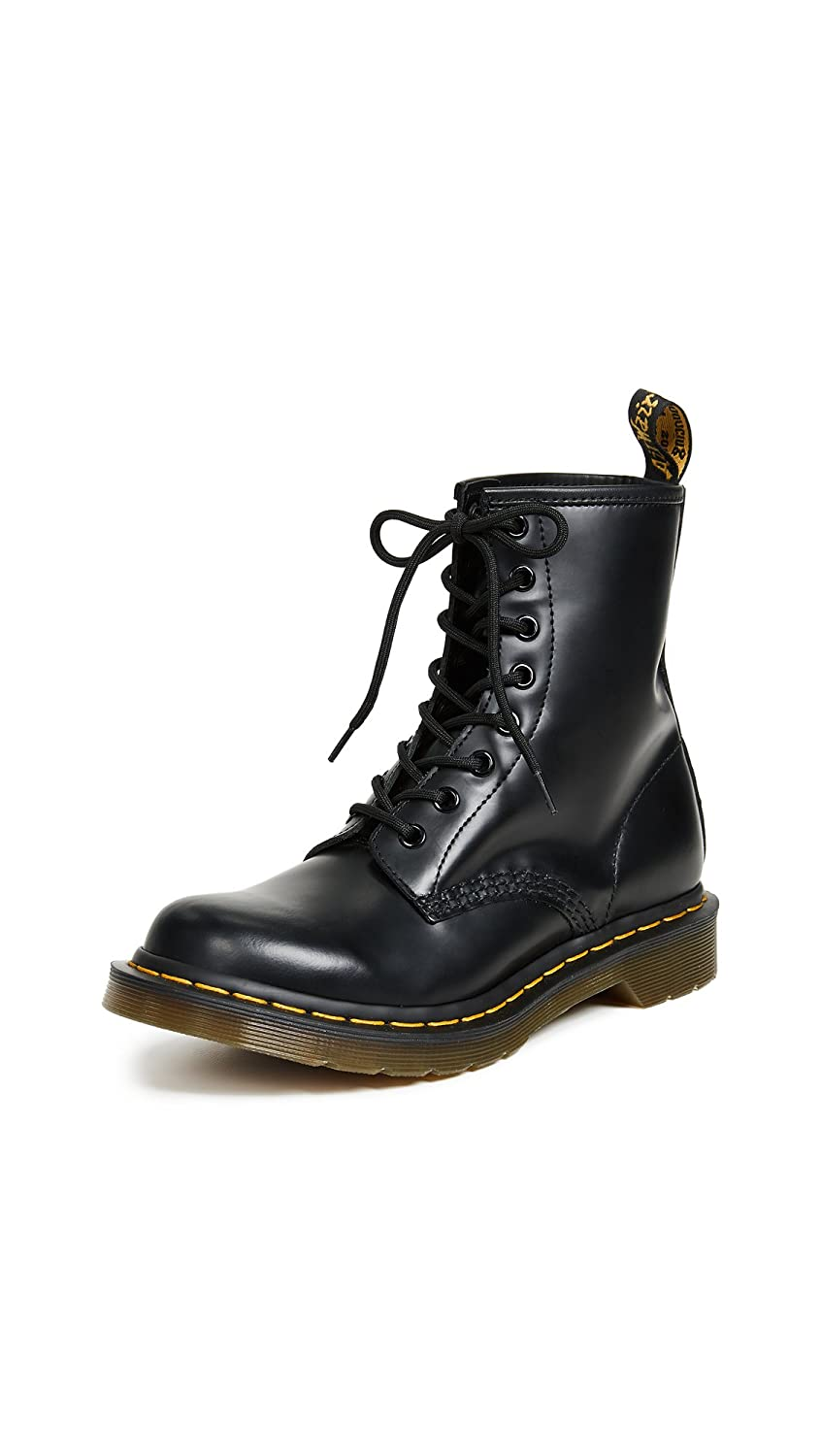 Dr. Martens Women's 1460 8 Eye Boots, Black, 8 M US Dr. Martens-Women's