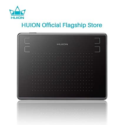 Huion H430P OSU Tablet Graphics Drawing Pen Tablet with 4096 Pen Pressure 4  Shortcut Keys (H430P)