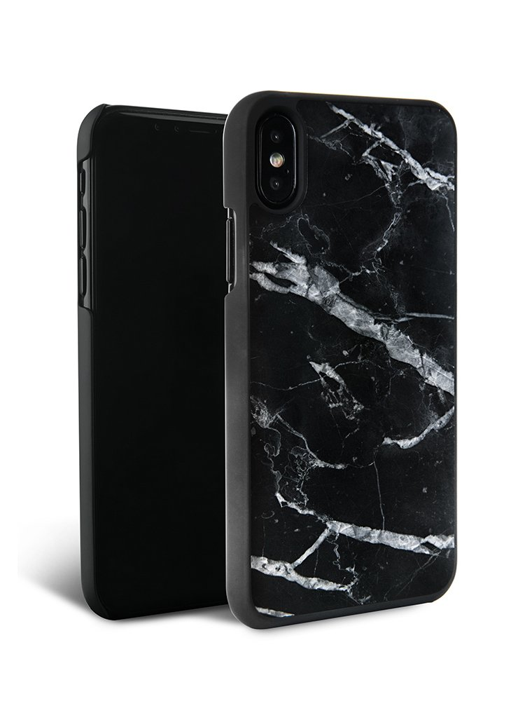 size 40 788c6 7c7ef iPhone X/XS Case, iPhone 10 Case, FELONY CASE - Genuine Black Marble Case  for iPhone X 10, Protective Case for iPhone X/XS iPhone 10 (Genuine Black  ...