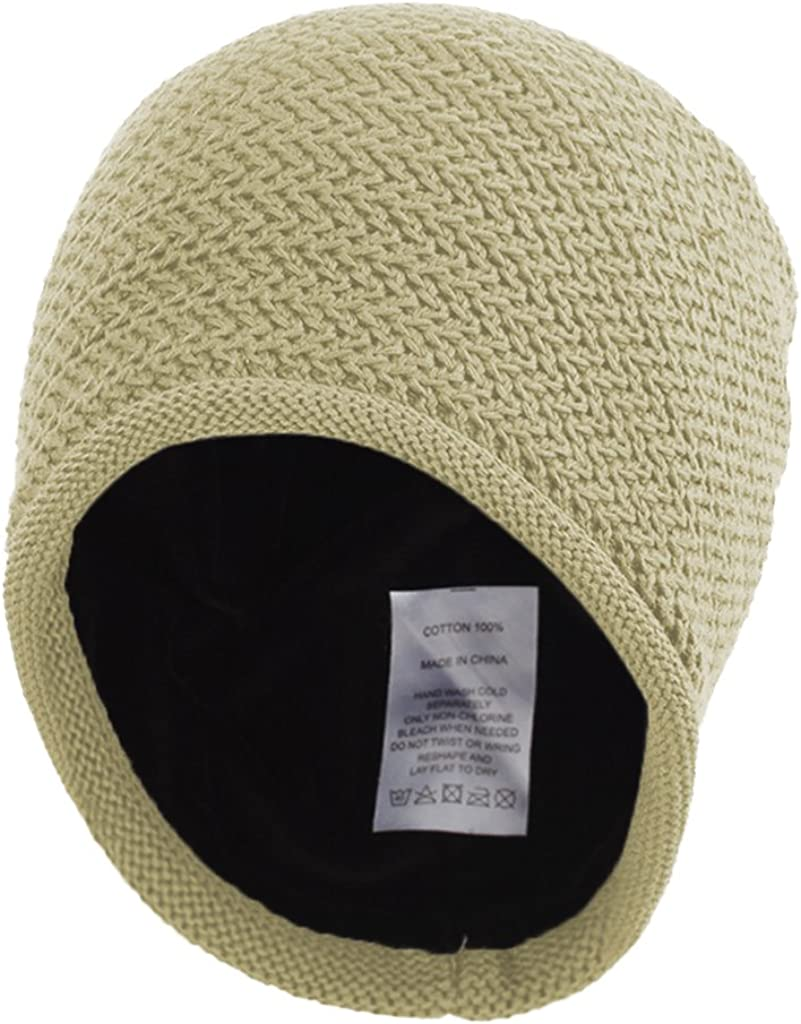 Just Leave Me Alone I Know What to Do Skull Cap Helmet Liner Beanie Cap for Men Hip Hop Hedging Head Hat