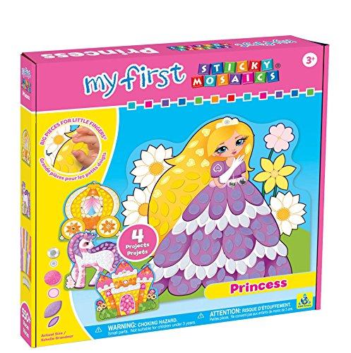 First Sticky Mosaics (The Orb Factory My First Sticky Mosaics Princess)