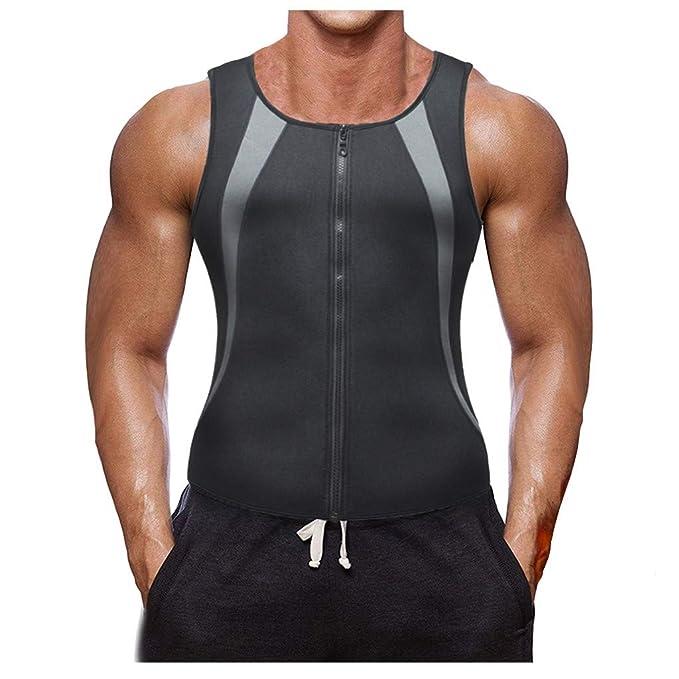 Fitness e palestra Canotta Uomo Bodybuilding VJGOAL Vintage