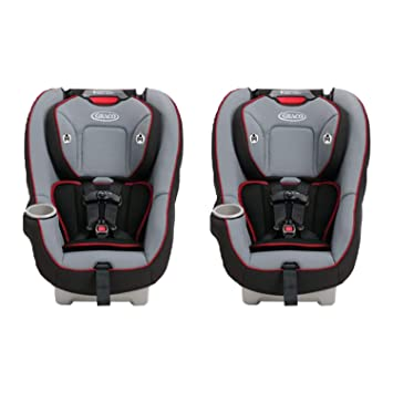 Graco Contender 65 Convertible Baby Toddler Safety Car Seat Chair Carrier