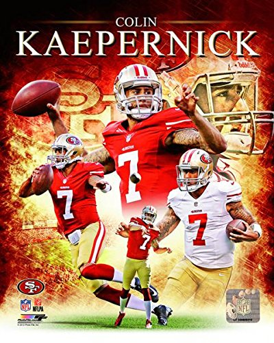 2efe52bf904 Amazon.com: Colin Kaepernick San Francisco 49ers Composite Photo (11