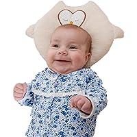 DMsolution - Almohada para bebé de búho, lavable