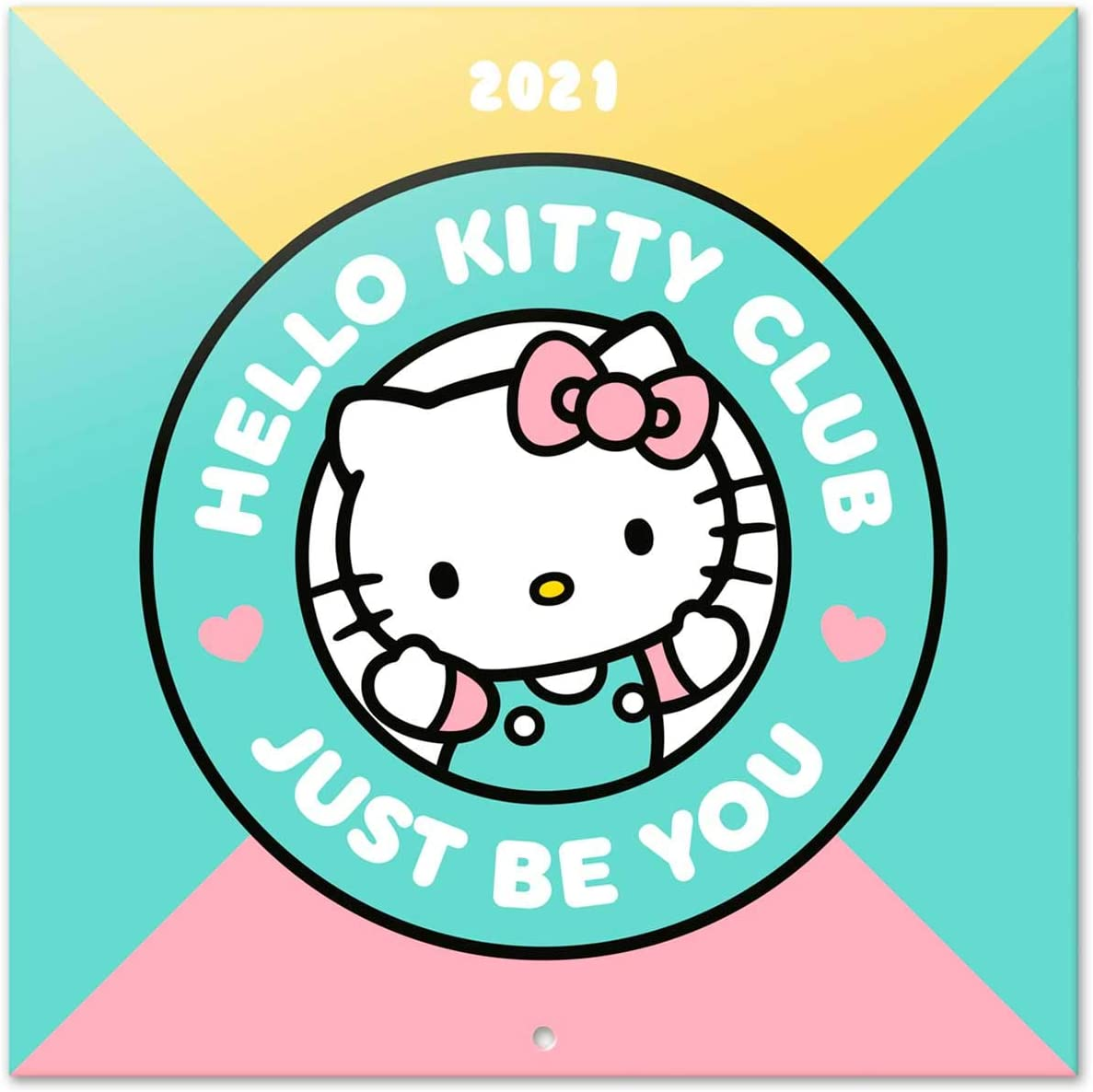 Hello Kitty - Kalender 2021 - Just Be You
