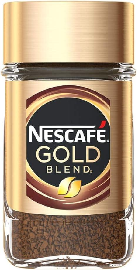 Nescafé Gold Blend Instant Coffee Jar 50 G