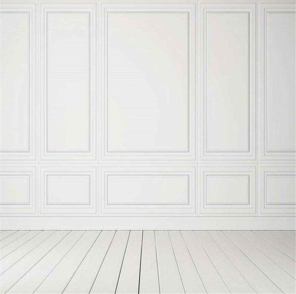 10/x 10/Pure Color Blanco Madera Pared Fondo Para Estudio Fotogr/áfico para fondos de estudio fotogr/áfico vinilo Interior escena personalizado boda Photo Props