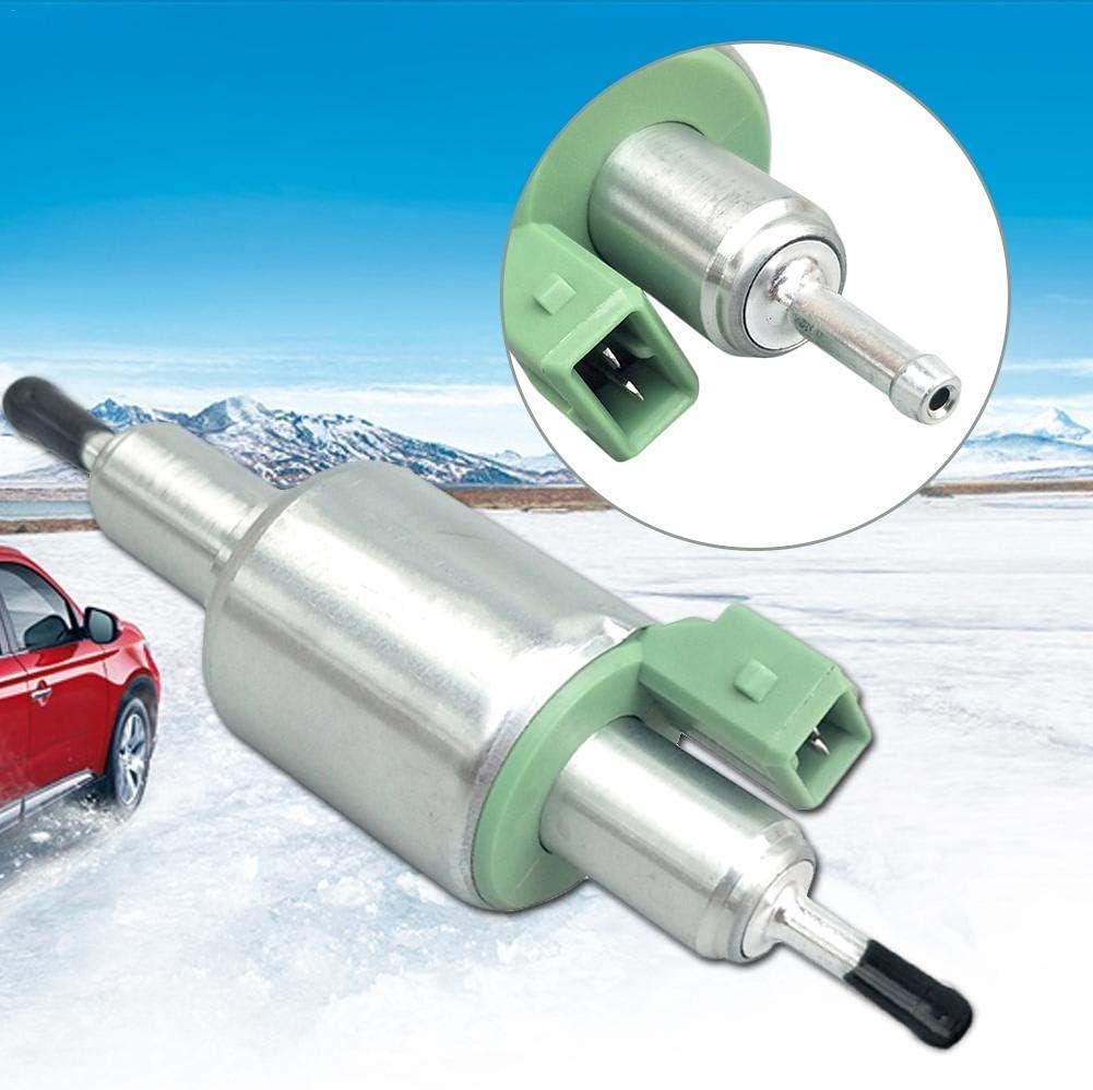 24V Pompe /à carburant /électrique universelle 12V remplacement de pompe /à essence /électrique r/ésistant pour des accessoires automatiques dappareil de chauffage de parking diesels de voiture