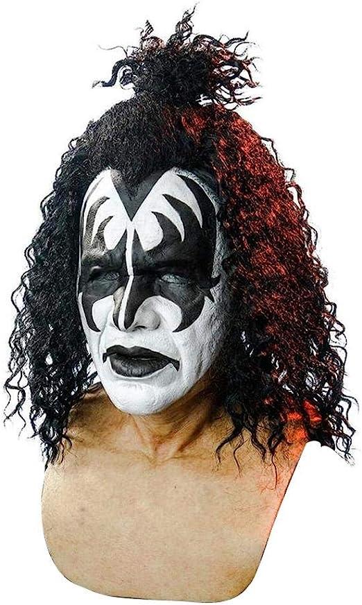 Halloween Music 2020 Amazon.com: Latex Mask, 2020 Artificial Leather Latex Halloween