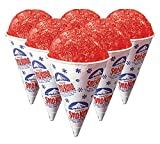 6oz Snow Cone Cups Quantity: 1000
