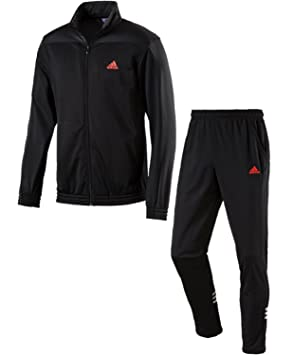 Adidas PES Tentro - Chándal para hombre, color negro, hombre ...