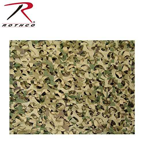 Specialist Series Camouflage Ultra-lite, Military & Bulk Netting, Mesh Netting Optional