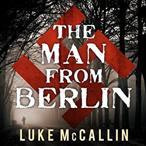 The Man from Berlin Audiobook