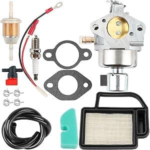 SV600 Carburetor Air Filter for Kohler SV470 SV530 SV540 SV590 SV610 SV620 SV471 SV480 SV541 SV591 SV601 Engine 20 853 33-S Carburator 20 083 02-S Cleaner MTD Toro John Deere Husqvarna Lawn Mower