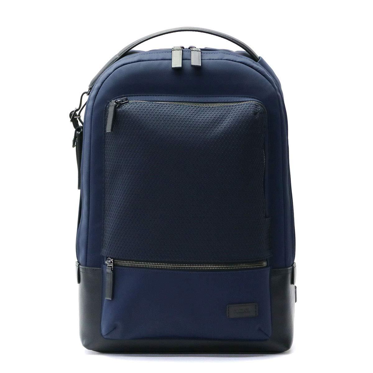 [トゥミ]TUMI ハリソン HARRISON Bates Backpack ビジネスリュック 66011 B07NV5ZZ93 Navy Mesh
