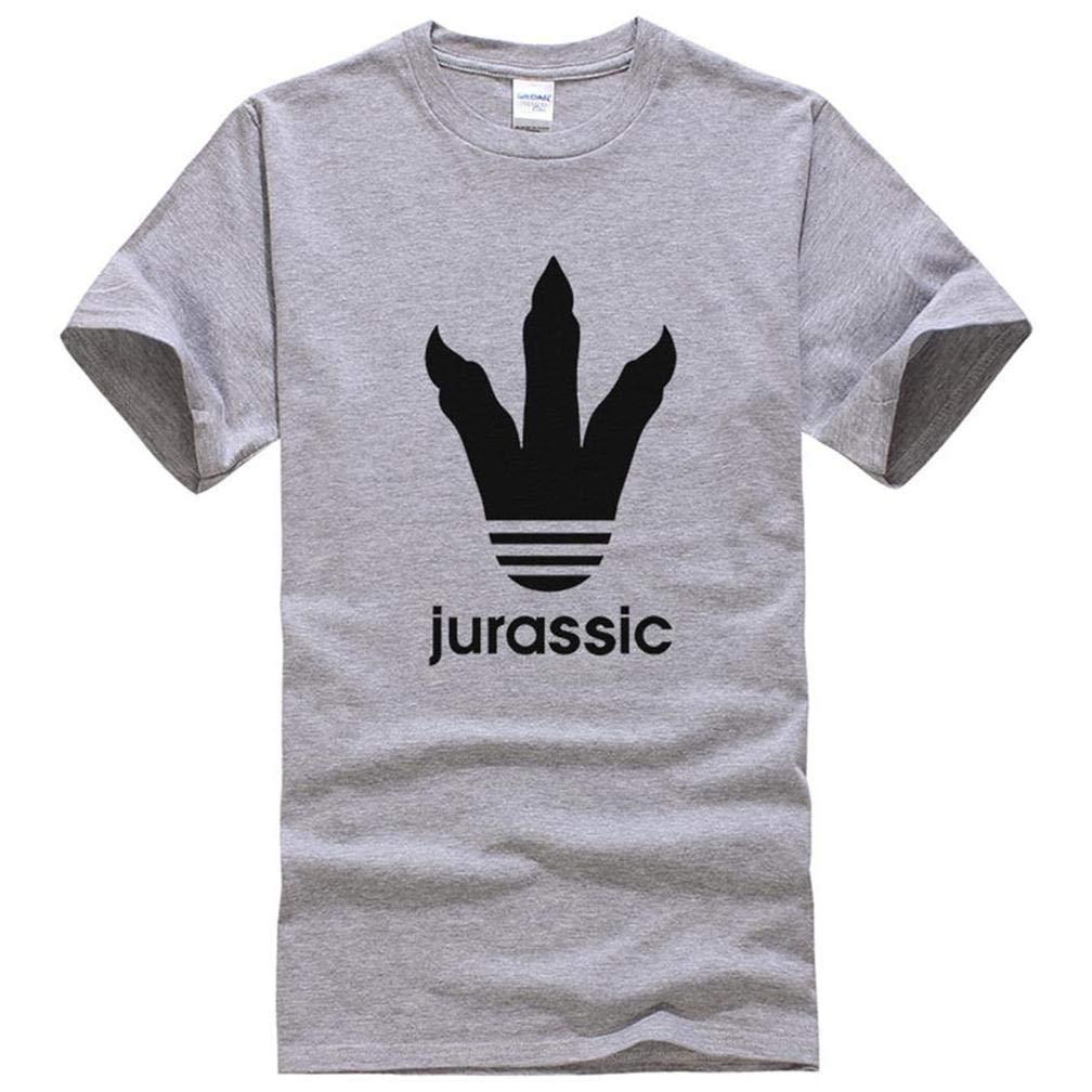 Jurassic Park Dinosauro 1 S Printing S Funny Short Sleeves Shirts