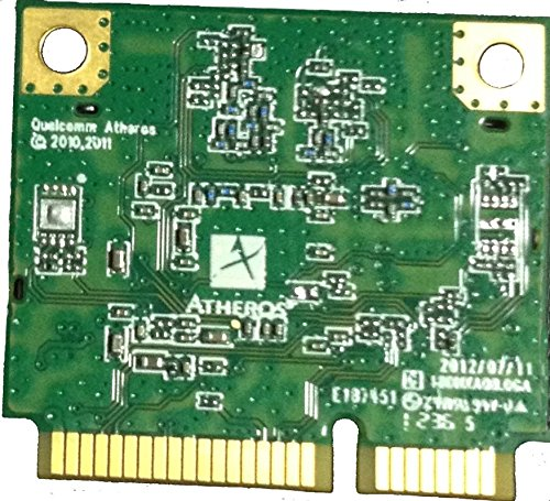 AIRETOS AEH-AR9462-LC Combo WiFi & Bluetooth 4.0 module, 802.11abgN Dual Band, 2T/2R Mini PCI-Express Half-Size Module, Atheros AR9462 chipset - Reference Design WB222 (AR5B22) by AIRETOS (Image #4)