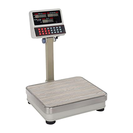 Steinberg Systems Balanza Comercial Bascula Digital SBS-PW-60/5 (60 kg