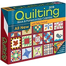 Quilting Block & Pattern Calendar