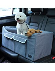 Petsfit Winter/Summer Conversion Pet Booster Seat for Back Car Seat, 73 x 40 x 35cm